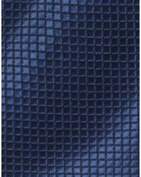 ASOS   Blue Slim Tie for Men   Lyst