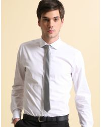 ASOS Collection | Gray Asos Slim Tie for Men | Lyst