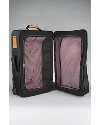 Herschel Supply Co. - The Parcel Luggage in Black - Lyst