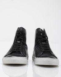 Common Projects - Black Tournament High for Men - Lyst