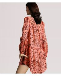 H&M | Pink Blouse | Lyst