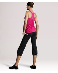 H&M - Black Sports Trousers - Lyst