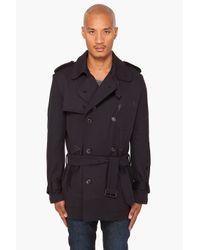 Y-3 | Black Coat for Men | Lyst