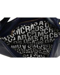 Marc By Marc Jacobs - Blue Classic Q Huge Hillier Hobo Re10 D2 - Lyst
