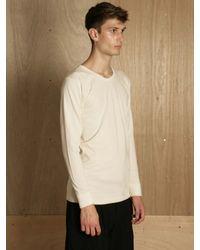 Merz B. Schwanen - Natural Mens Army Shirt for Men - Lyst
