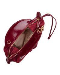 Vivienne Westwood - Brown Bordeaux Cross Body Glitter Bag - Lyst