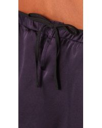3.1 Phillip Lim - Purple Shoestring Camisole - Lyst