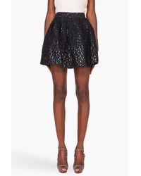 Elizabeth and James - Black Patricia Skirt - Lyst