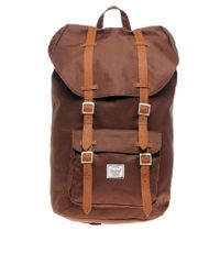Herschel Supply Co. | Brown Herschel Little America Backpack for Men | Lyst