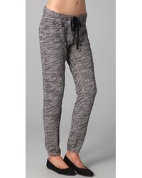 Juicy Couture | Black Relaxed Sweatpants | Lyst