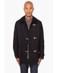 Junya Watanabe - Black Patch Jacket for Men - Lyst