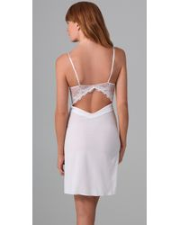 Lise Charmel | White Magic Sexy Chemise | Lyst