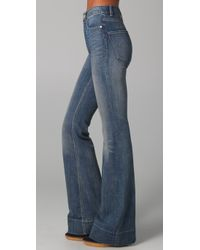 Marc By Marc Jacobs - Blue Standard Supply 70s Flare Jeans - Lyst