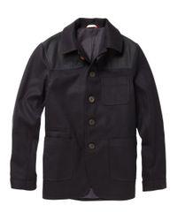 Oliver Spencer | Blue Navy Donkey Jacket for Men | Lyst