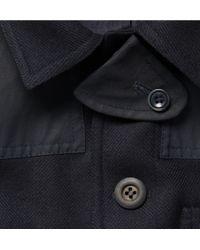 Oliver Spencer - Blue Navy Donkey Jacket for Men - Lyst