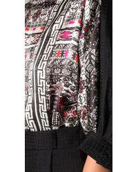 Preen By Thornton Bregazzi | Black Tibet Dress | Lyst