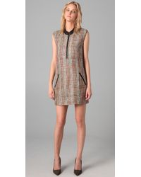 Theory | Multicolor Chromatic Emoran Dress | Lyst