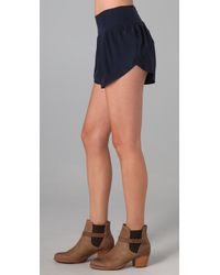 Ever - Blue Baja Short - Lyst