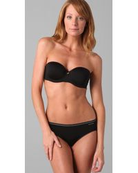 Lise Charmel - Black Mode Pure Push Up Convertible Bra - Lyst