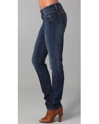 Joe's Jeans - Blue Cigarette Straight & Narrow Jeans - Lyst