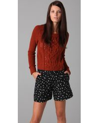 Marc By Marc Jacobs | Brown Uma Sweater | Lyst