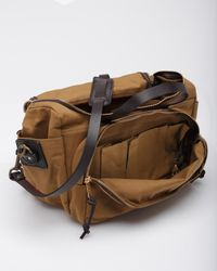 Filson | Brown Sportsmans Bag for Men | Lyst