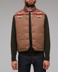 Pendleton | Brown Cody Vest for Men | Lyst