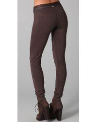 VPL - Gray Constriction Leggings - Lyst