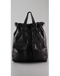 Cheap Monday | Black Quara Bag | Lyst