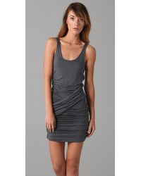 Velvet By Graham & Spencer - Metallic Mina Dress - Lyst
