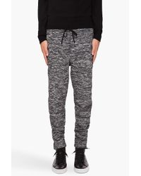 3.1 Phillip Lim | Gray Heather Lounge Pants for Men | Lyst