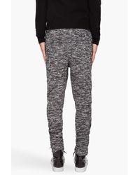 3.1 Phillip Lim - Gray Heather Lounge Pants for Men - Lyst