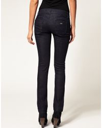 Miss Sixty | Black Magic Bum Lift Jean | Lyst