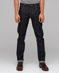 Nudie Jeans   Blue Hank Rey Recycle Dry for Men   Lyst