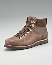 UGG Brown Capulin Hiker Boot for men