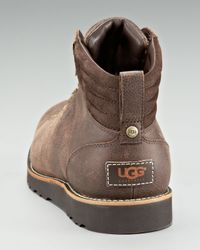 UGG - Brown Capulin Hiker Boot for Men - Lyst