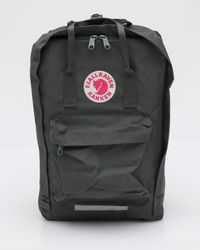 Fjallraven | Green Kanken 17 Laptop Bag | Lyst