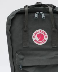 Fjallraven - Green Kanken 17 Laptop Bag - Lyst
