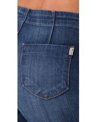 Siwy | Blue Daphne Wide Leg Jeans | Lyst
