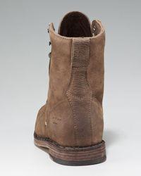 Rag & Bone Brown Mallory Boot for men