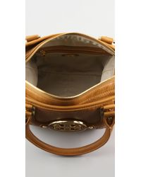 Tory Burch - Natural Amanda Mini Satchel - Lyst