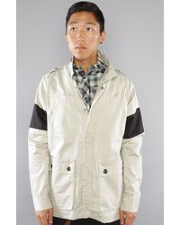 Timberland | Natural The Mcgregor Jacket in Tan for Men | Lyst