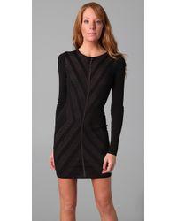 Torn By Ronny Kobo   Black Corinne Knit Dress   Lyst