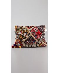 Antik Batik | Multicolor Aden Clutch | Lyst