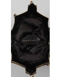 House of Harlow 1960 - Black Rey Bag - Lyst