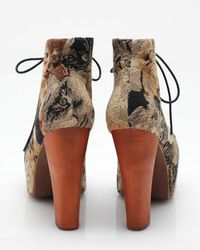 Jeffrey Campbell | Multicolor Cat Tapestry Lita | Lyst
