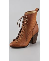 Rag & Bone | Brown Classic Combat Boot | Lyst