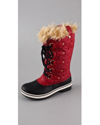 Sorel | Red Tofino Waterproof Boots | Lyst