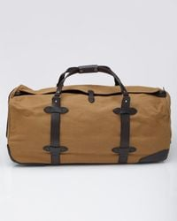 Filson | Brown Large Wheeled Duffle Bag for Men | Lyst