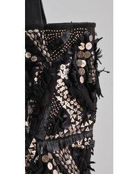 Antik Batik - Black Laos Cabas Tote - Lyst